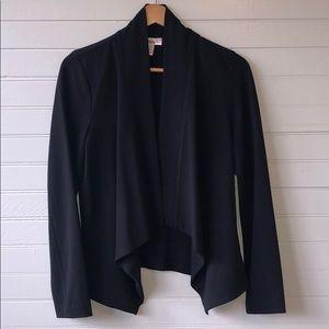 ⭐️MOTHERHOOD MATERNITY- Black Cape Jacket